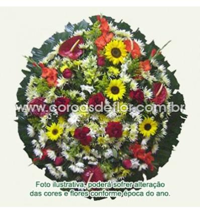 coroa de flores em BH